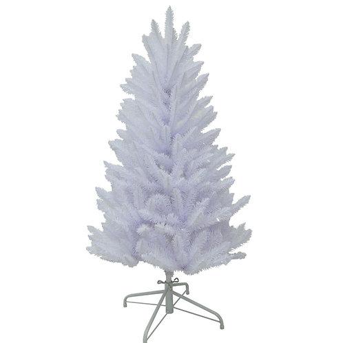 7.5' White Christmas Unlit