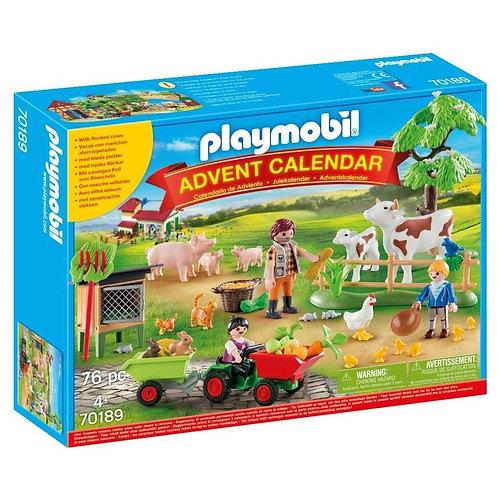 Farm, Advent Calendar
