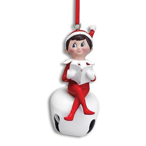 Elf Jingle Buddies Ornament