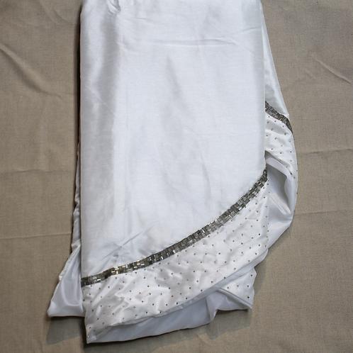 """56"""" White Tree Skirt"""