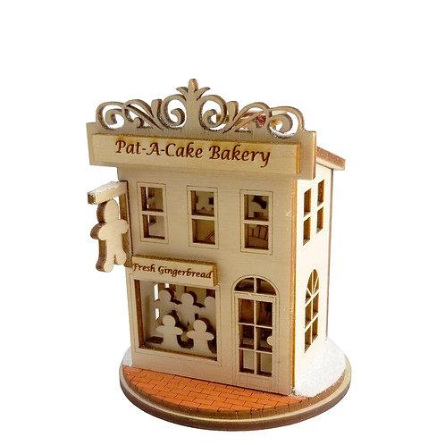 Pat-A-Cake Bakery