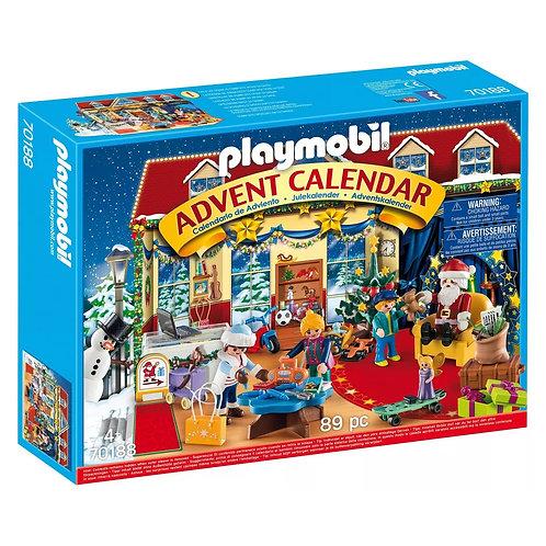 Christmas Toy Store, Advent Calendar