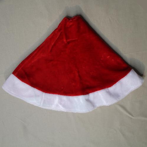 """48"""" Plush Red Tree Skirt"""