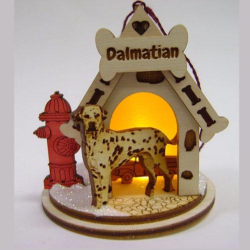 Dalmatian Cottage