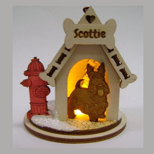 Scottish Terrier Cottage
