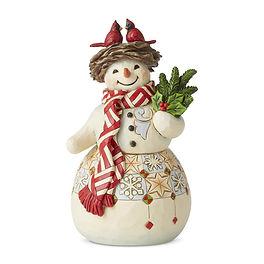 snowman with cardinal nest.jpg