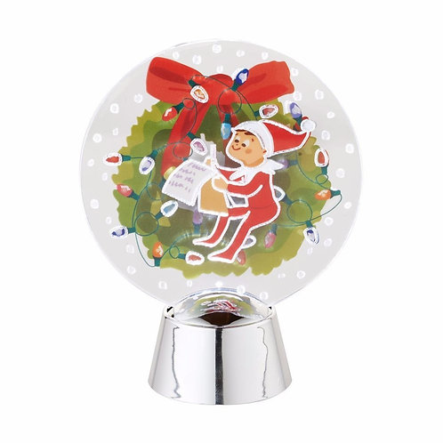 Elf on the Shelf: Elf Writing a List LED Holidazzler