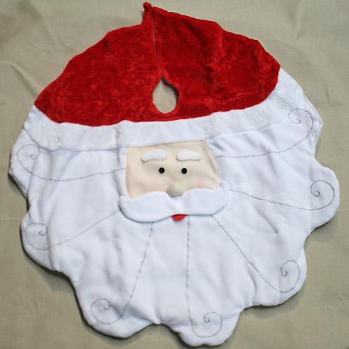 "36"" Santa Face Tree Skirt"