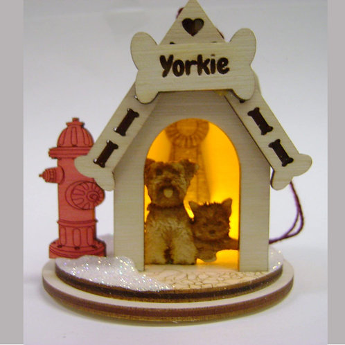 Yorkshire Terrier Cottage