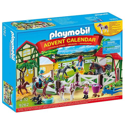 Horse Farm, Advent Calendar
