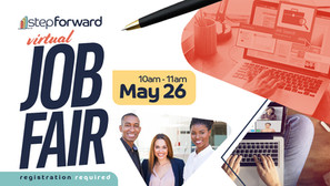 We're Hiring!  Step Forward to Host Job Fair for Agency Positions