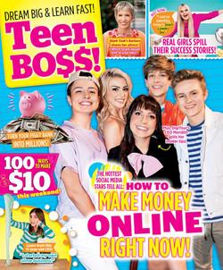 Teen Boss Cover