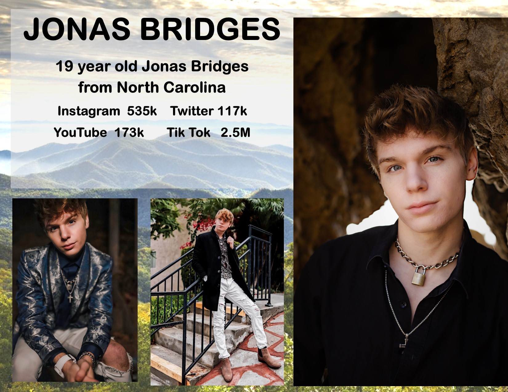Jonas Bridges