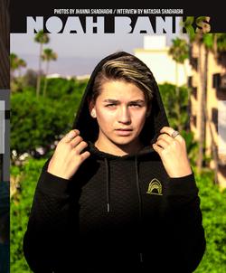 Noah in Lucid Magazine