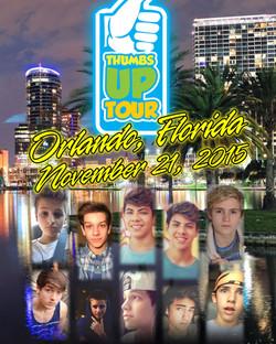 Thumbs Up Tour - Orlando