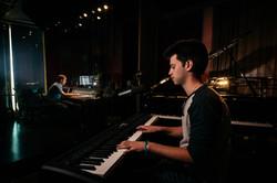 Studio with Jonah