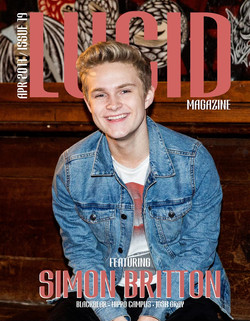 Simon Lucid Cover