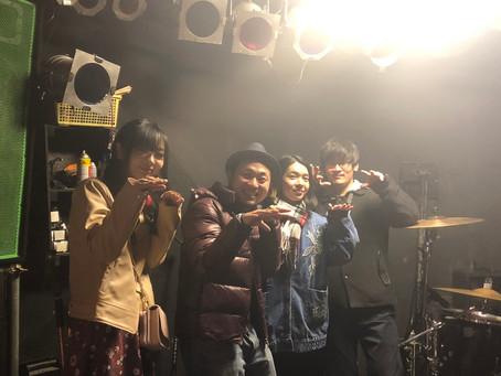 12/18  長野 INDIA live the SKY