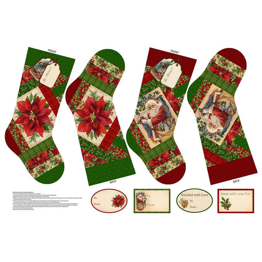Christmas Stocking Workshop