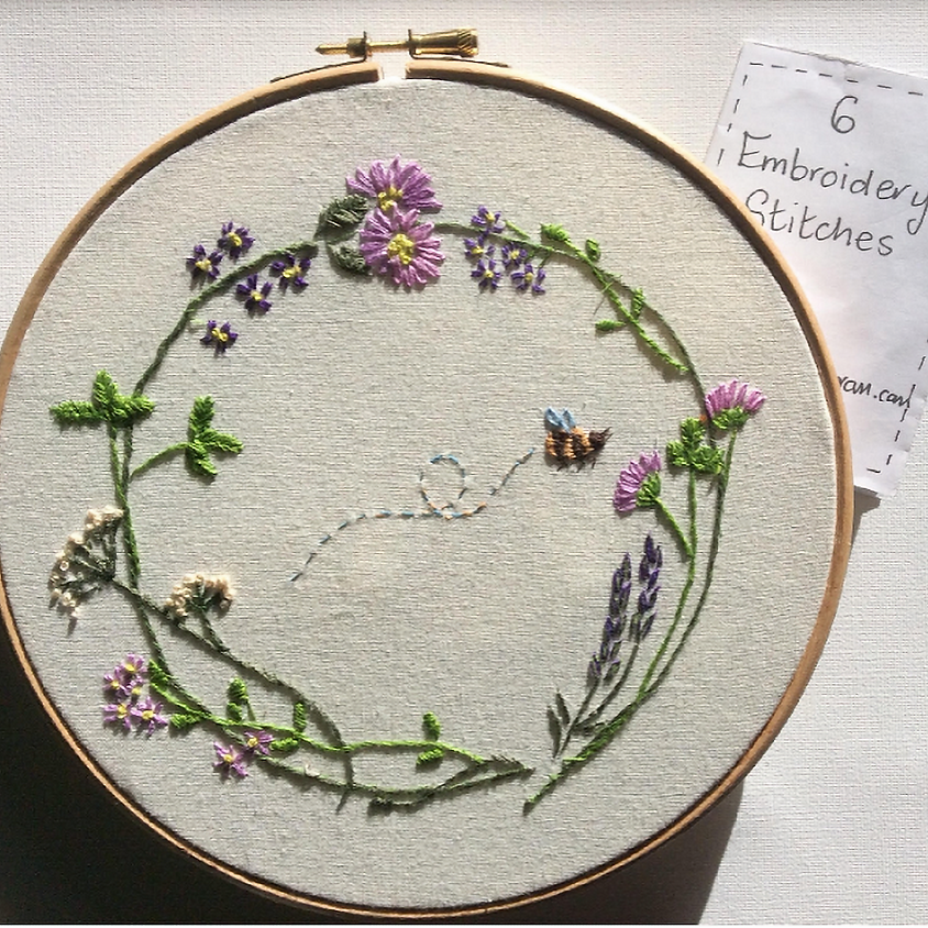 Introduction to Embroidery