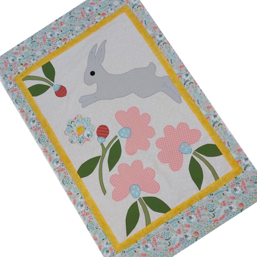 Applique Easter Wallhanging