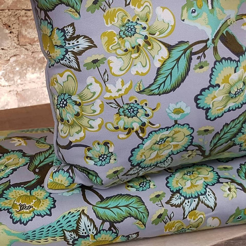 Sew a Piped Envelope Cushion