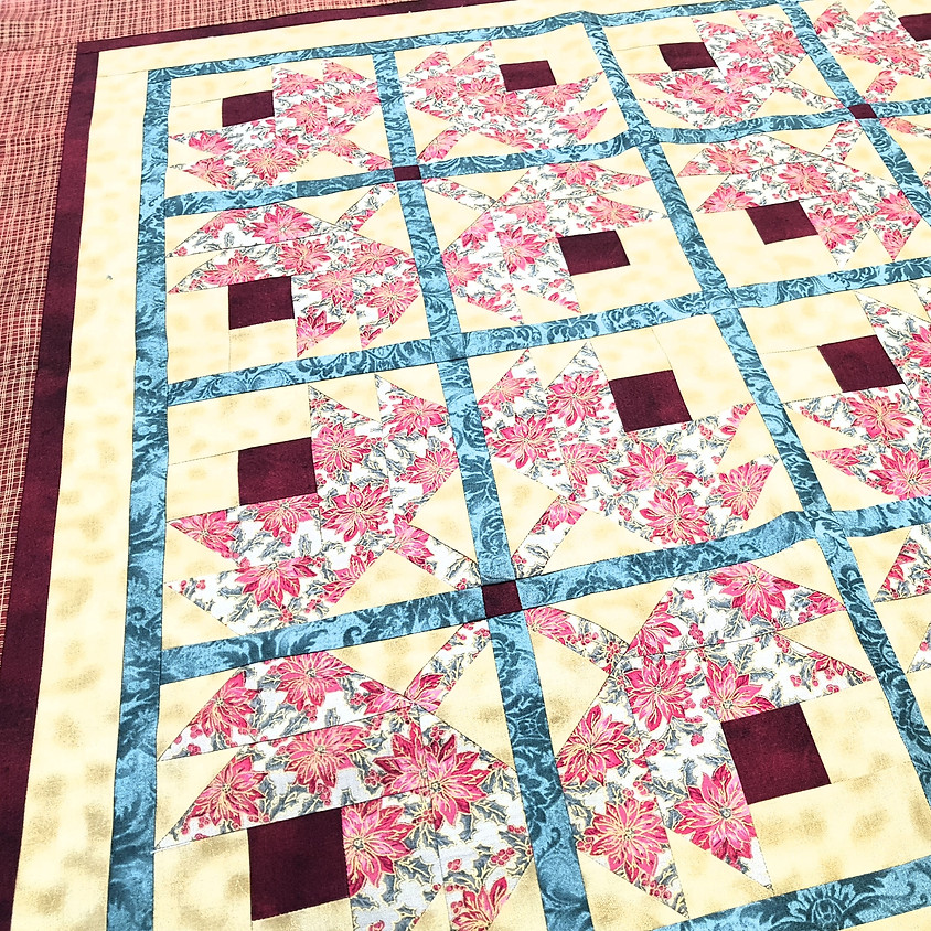 Christmas Quilting - Evening