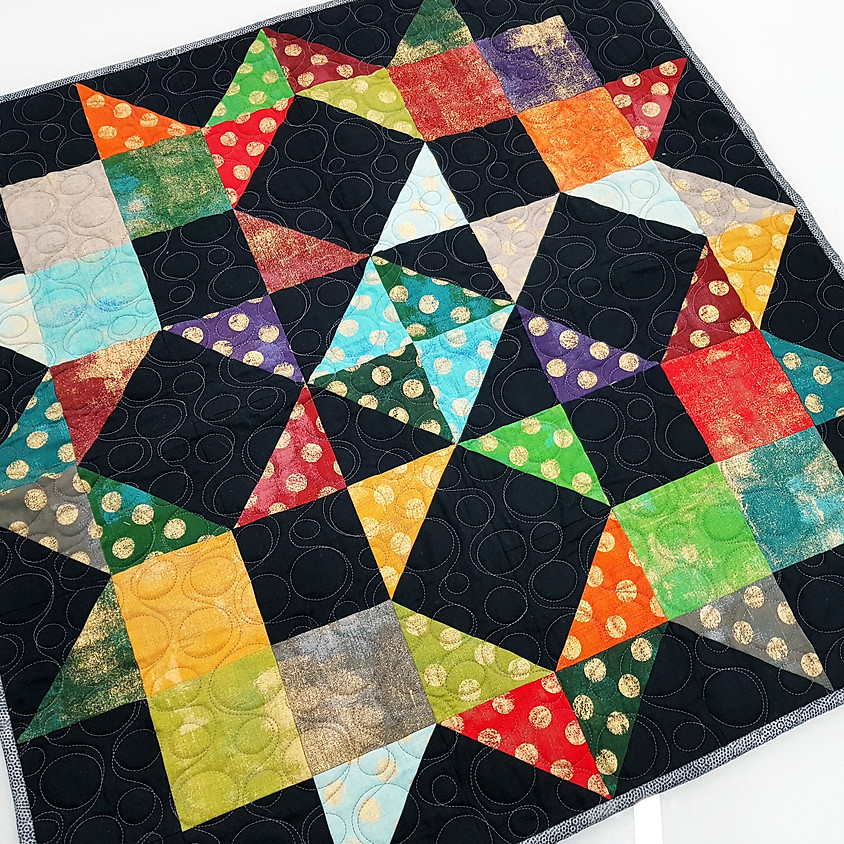 Quilting - Morning