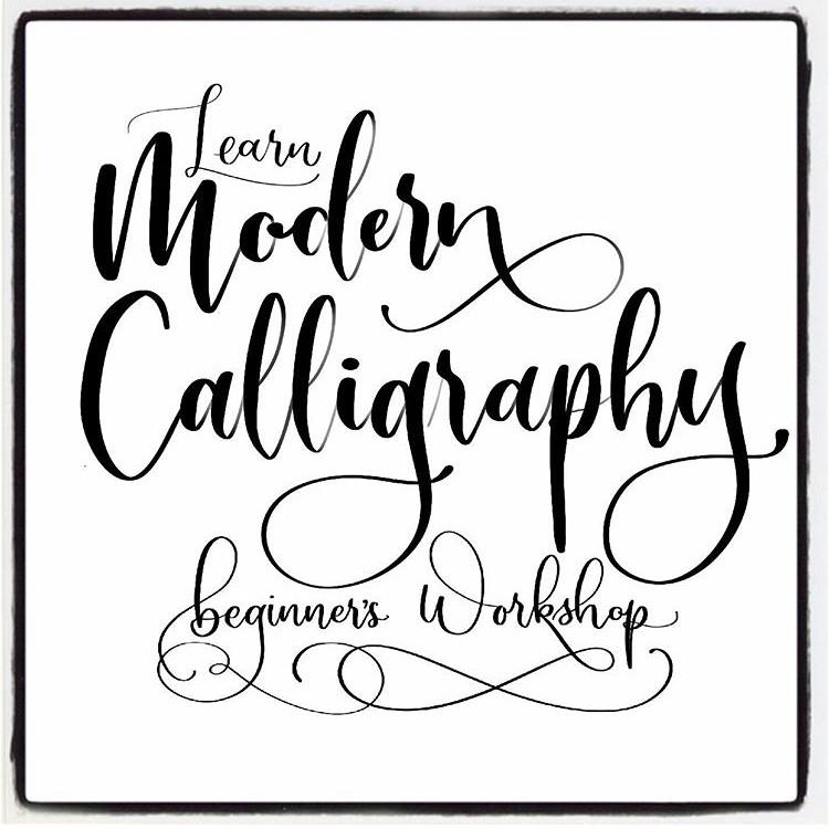 Modern Brush Calligraphy