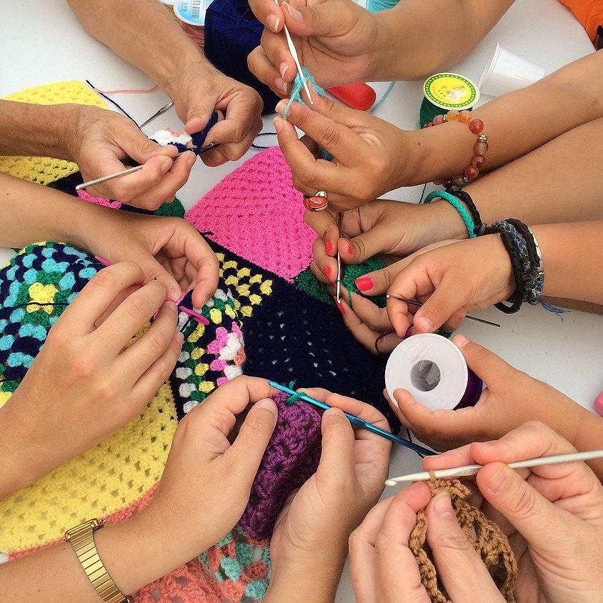 Childrens Crochet Lesson