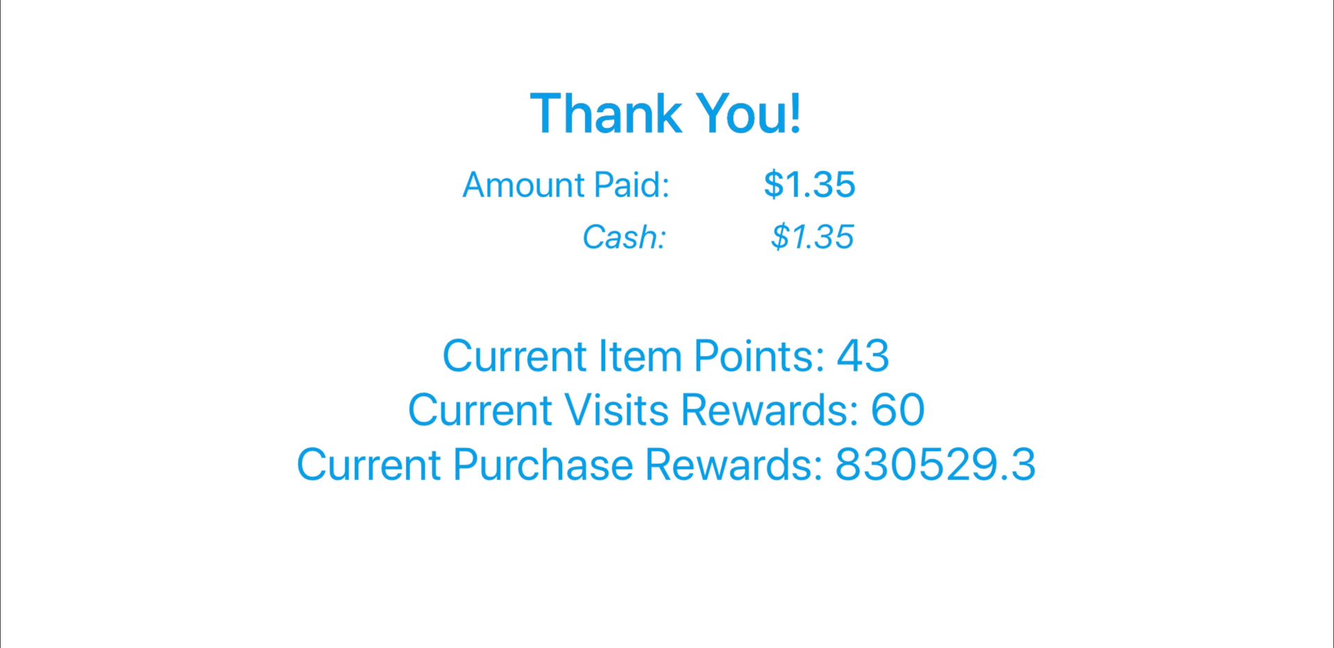Payment Complete