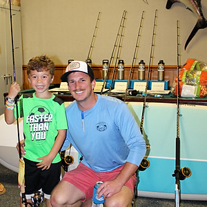 2018 Juniors Billfish Tournament