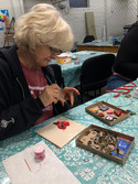 Polymer Clay Class with Christy Vail