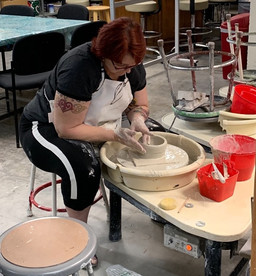 Clay Class with Yellie!
