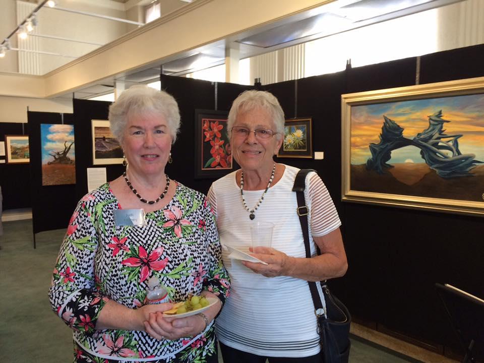 Judy Forney Artist Talk