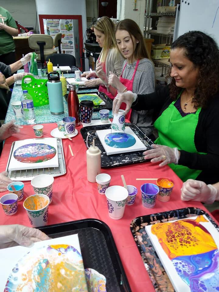 Community Art Studio!
