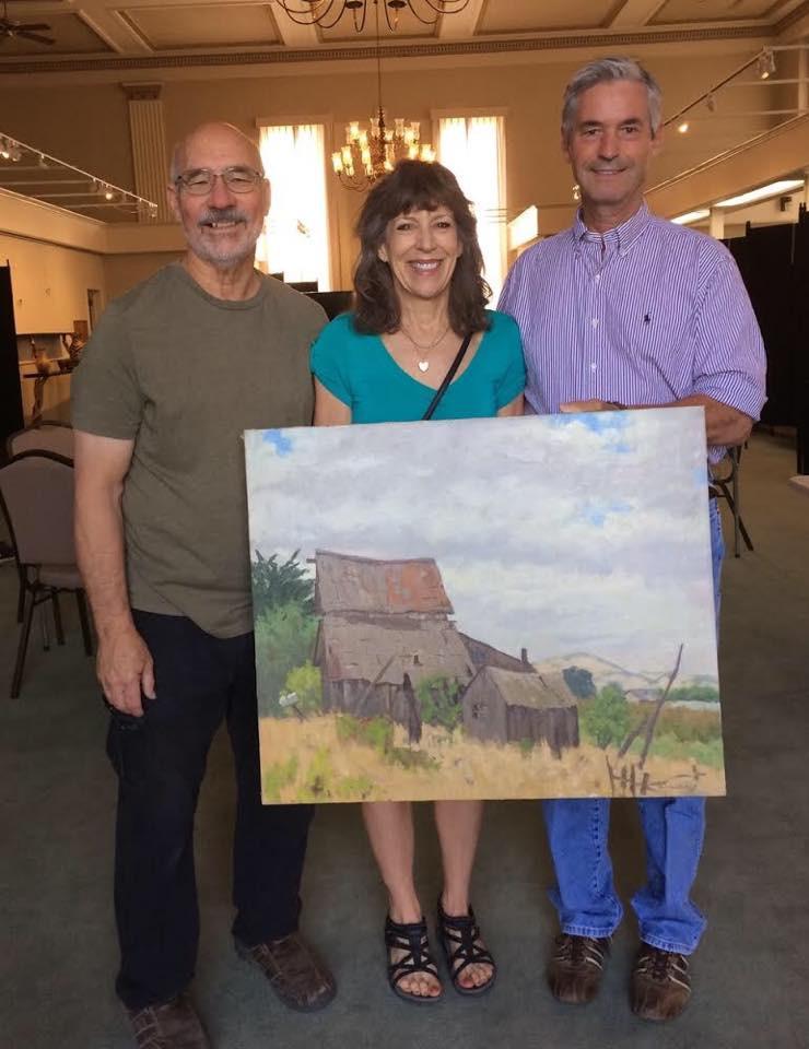 Winner of Babette Dowell auction 7-2019.