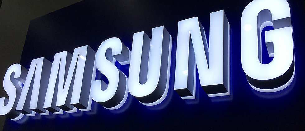 Outdoor 3d advertising double lighted led fronlit channel letters SUMSUNG logo