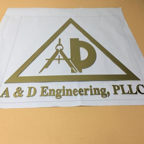 Customized laser cut no light plexiglass letters