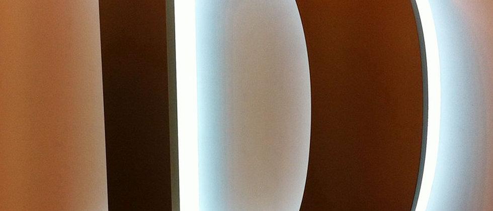 Morden LED Backlit 3D llight up letters doordash light up signs letter