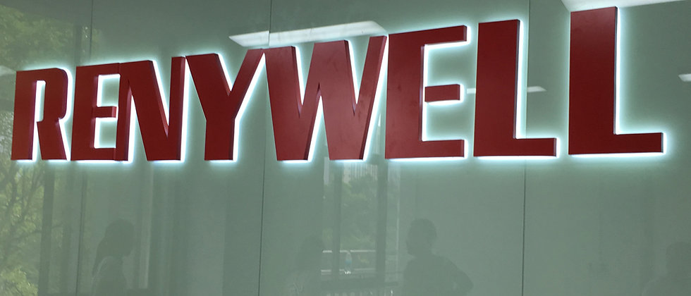 Wholesale Metal Letter Signs LED Channel Signs Stainless Steel Backlit Letter