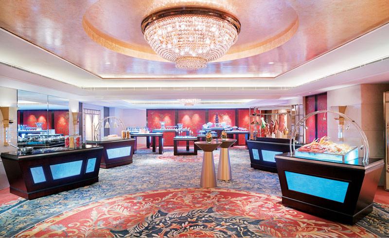 Hong Kong Kowloon Shangri-la Hotel