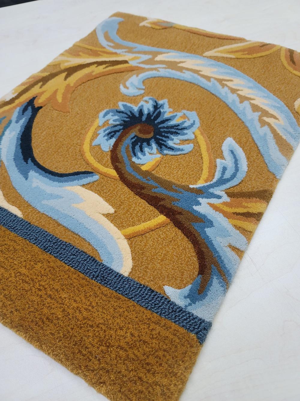 Embossed Pattern Rug