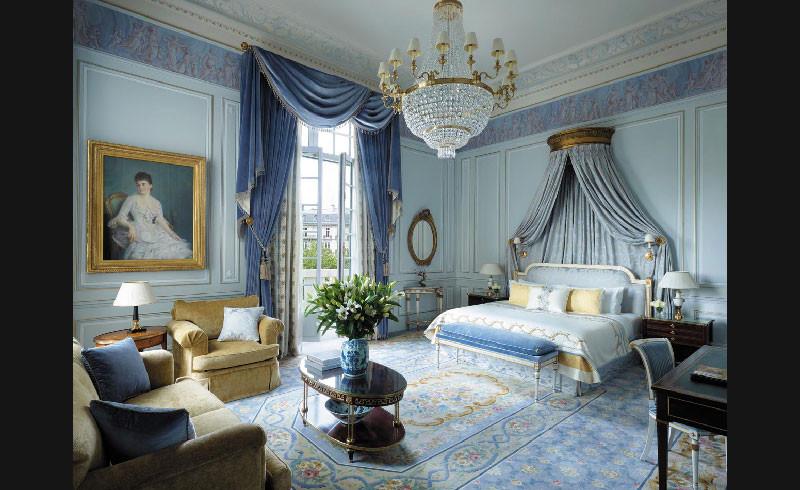 Paris Shangri-la Hotel