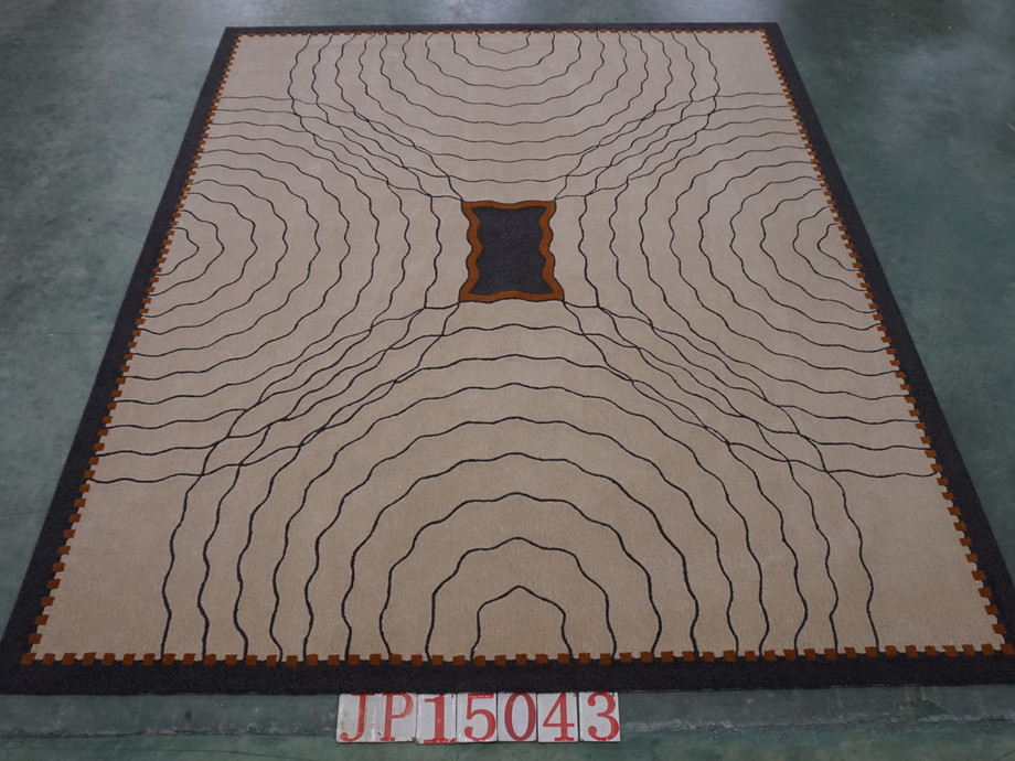 100% New Zealand Wool Hand tufted Area Rug