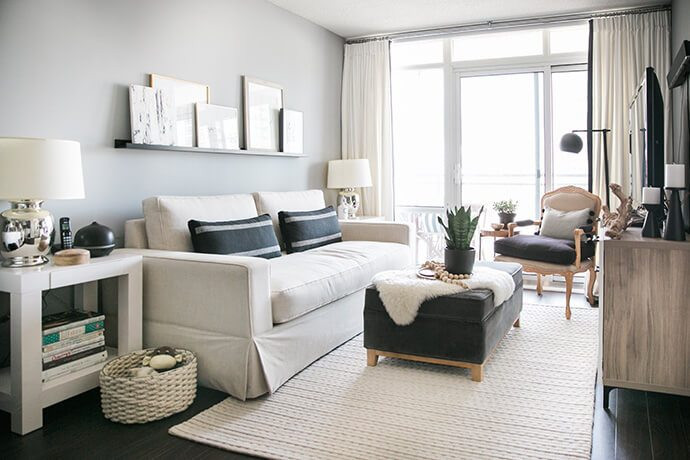 Small Living Room Rug Idea2