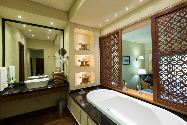 Bathroom senchi