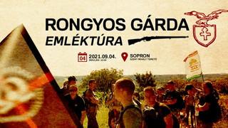 100 éve mentették meg Nyugat-Magyarországot – 16. Rongyos Gárda emléktúra