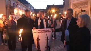 Fejlemény a fehérvári Nemzeti Hadsereg-emlékmű ügyében