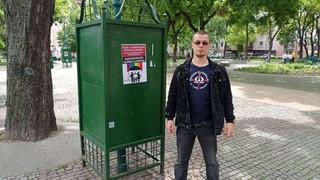 Budapesti vármegyés vezető: aljas csapda és provokáció a játszótereken lévő deviáns plakátkampány